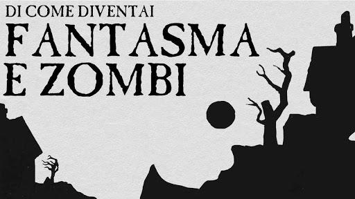 halloween web serie di come diventai fantasma e zombi