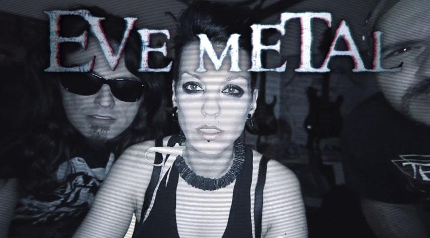 halloween web serie eve metal