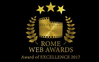 Rome Web Awards: si conclude la quarta edizione del festival delle stelle dorate