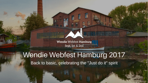 Wendie Webfest 2017: Back to basic, celebrating the indie spirit