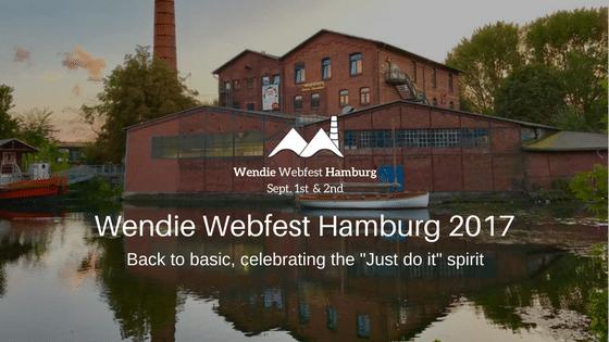 Wendie Webfest 2017: Back to basic, celebrating the indie spirit