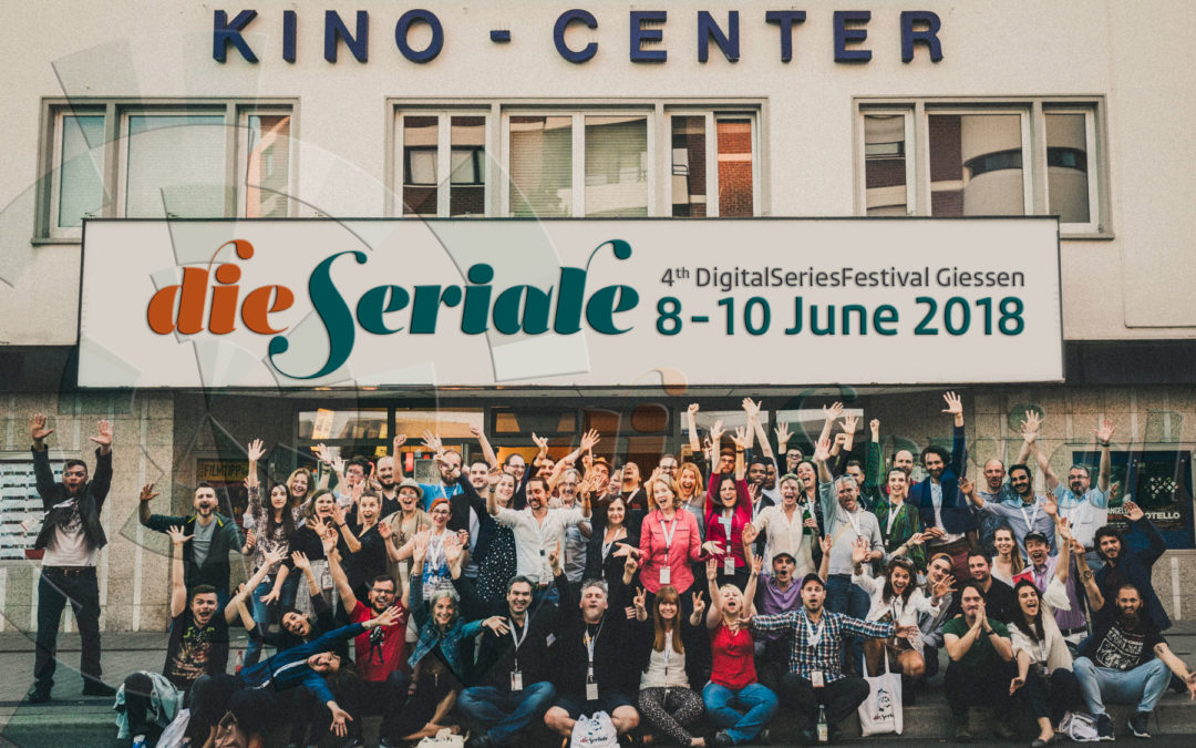 "WWWebserie goes to Giessen: from June 8th to 10th it's ""Die Seriale"" showtime… AGAIN!"