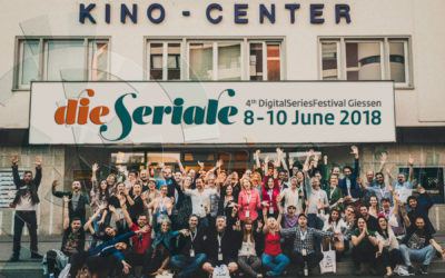 """WWWebserie goes to Giessen: from June 8th to 10th it's """"Die Seriale"""" showtime… AGAIN!"""