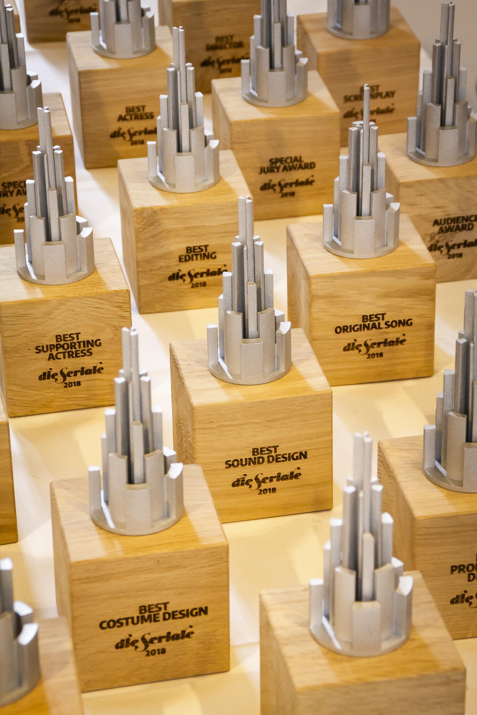 Die Seriale awards - pic by Ralf Hofacker
