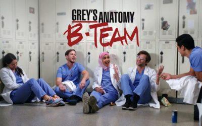 Grey's Anatomy: B-Team, la webserie spin-off della serie di Shonda Rhimes
