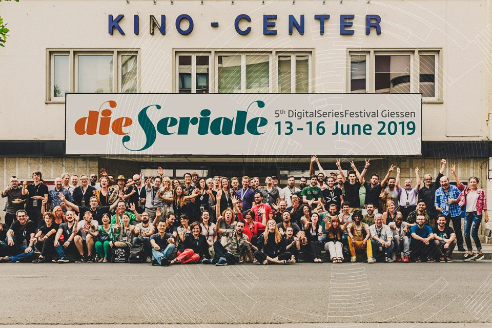 Die Seriale 2019 🇩🇪 the oldest German webfest has its 5th edition!
