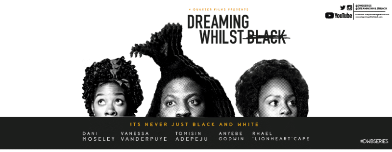 Top 5 awesome web series of September 2019: Dreaming Whilst Black