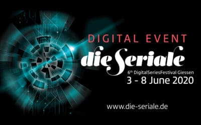 Die Seriale 2020 🇩🇪 the 6th edition will be an online event 💻