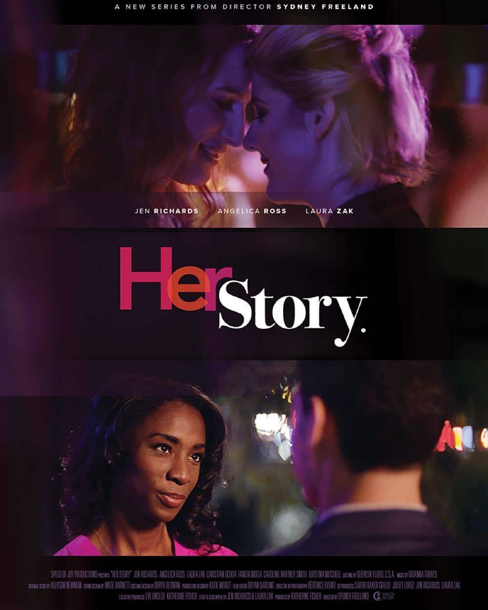 LGBTQIA+ web series: her story