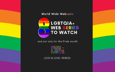8 LGBTQIA+ WEB SERIES YOU SHOULD DEFINITELY WATCH 🏳‍🌈🍿