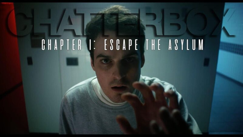 web series for halloween - chatterbox: escape the asylum