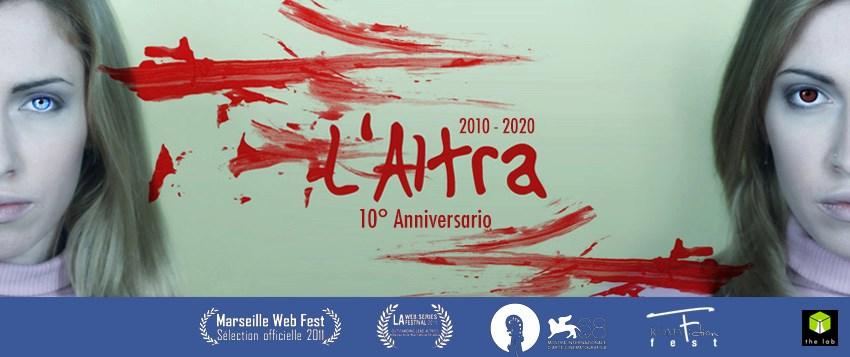 L'Altra, la webserie interattiva di Milanesi compie 10 anni