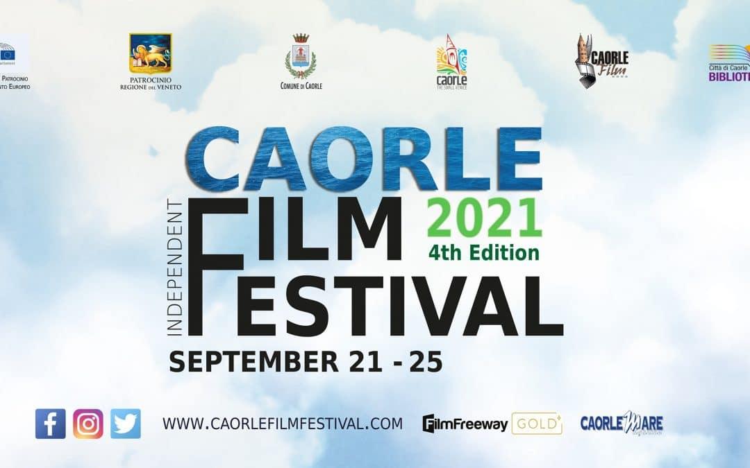 Caorle Independent Film Festival 2021: al via la quarta edizione