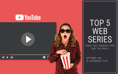 Top 5 Awesome Web Series Of The Month | September 2019 🍿